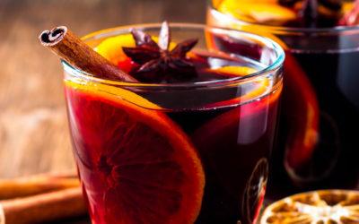 Roter Punsch (alkoholfrei)
