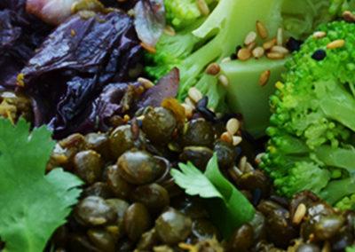 RoSana Gesundheitsblog Ayurveda Rezepte Buddha Bowl