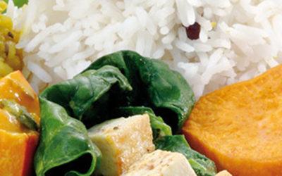 Gemüse-Kitchari