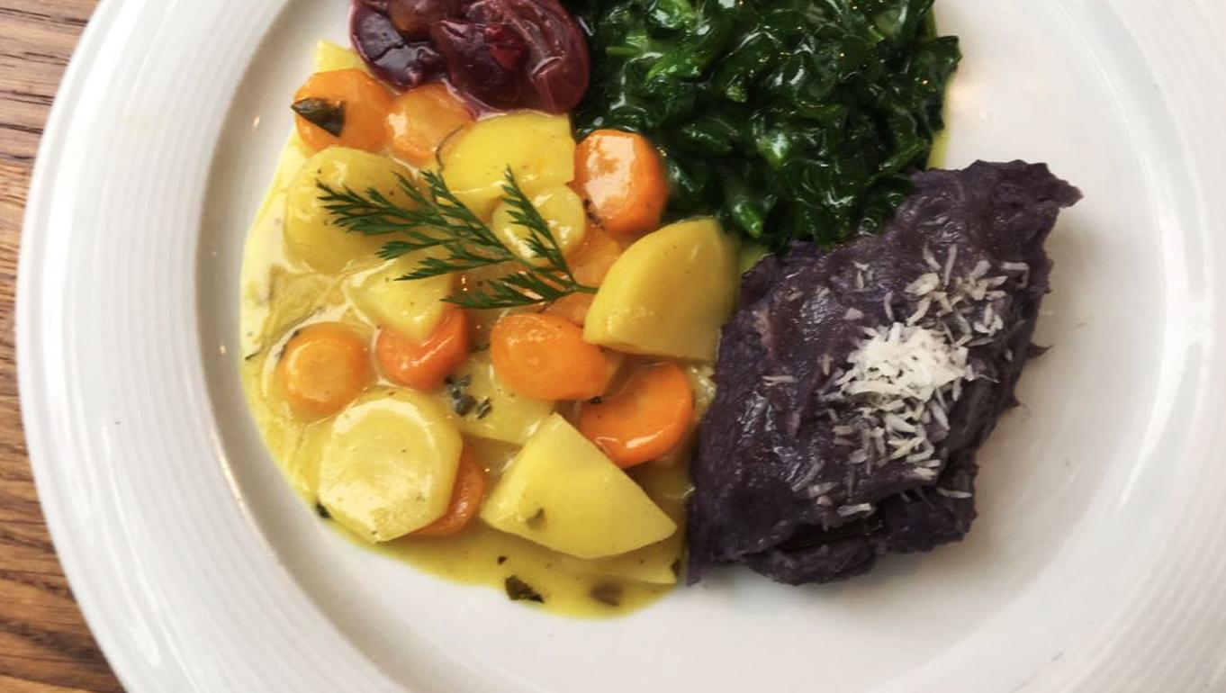 RoSana Gesundheitsblog ayurvedisches Mittagessen
