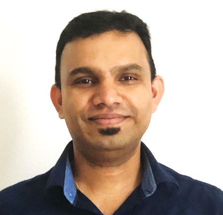 RoSana Ayurveda Therapeuth Sujith Kumar