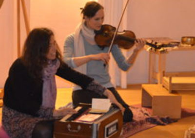 MANTRA- & KLANGABEND MIT dem Körper-Monochord