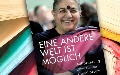 """Vandana Shiva – """"Eine andere Welt ist möglich"""""""