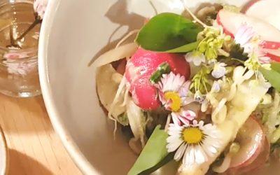 Mungbohnensalat