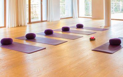 Endlich wieder Yoga