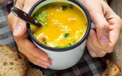 Winterzeit ist Suppenzeit