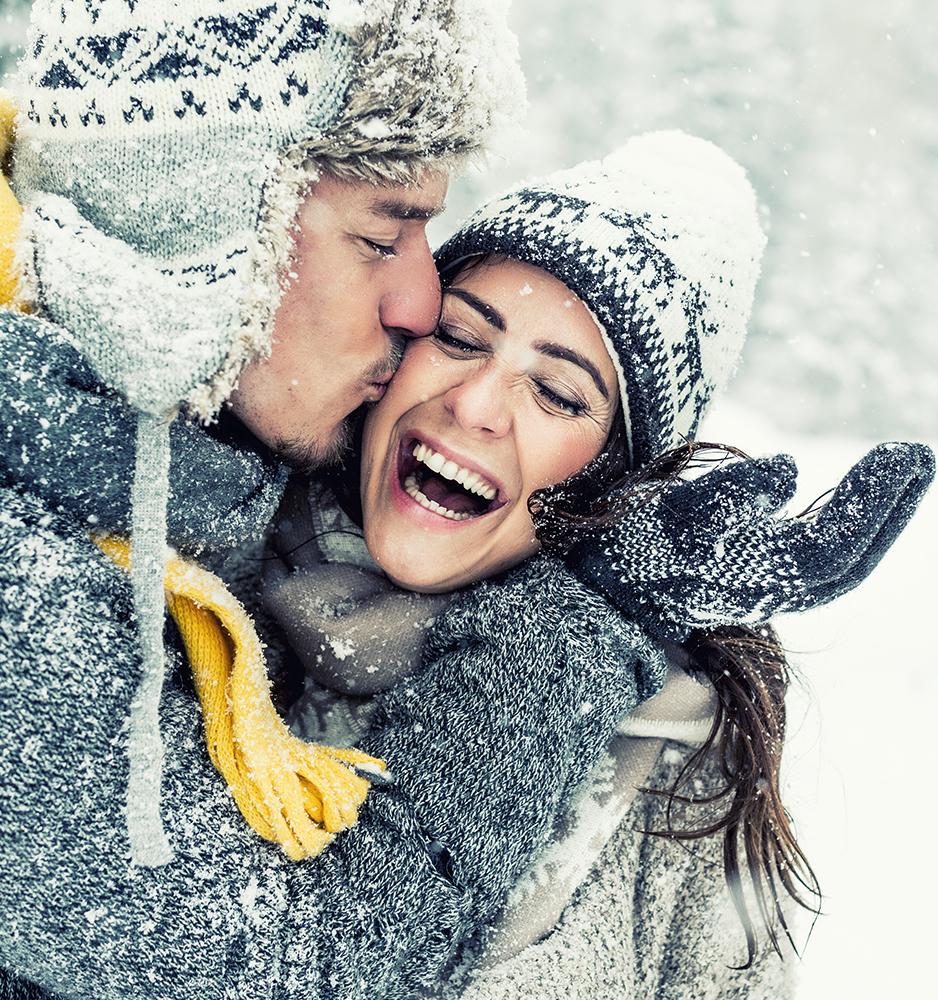ohne Erkältung durch den Winter