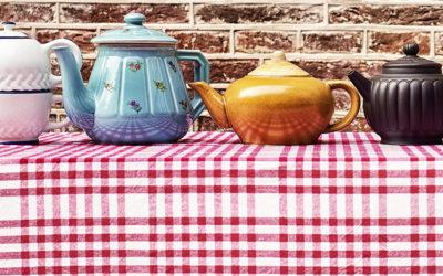 5 ayurvedische Tee-Rezepte