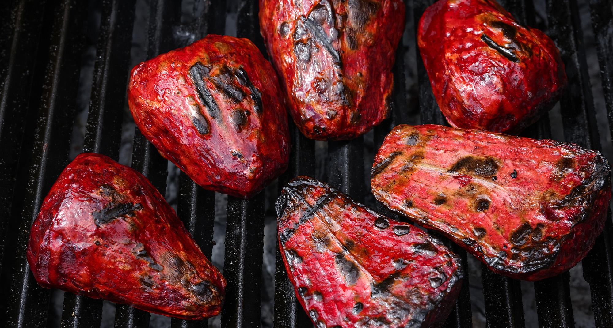 Ayurvedisches BBQ Rote Beete